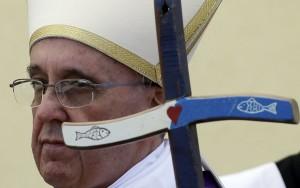 Franciscus Lampedusa sauaga