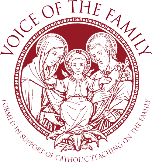 Voice of the Family logo