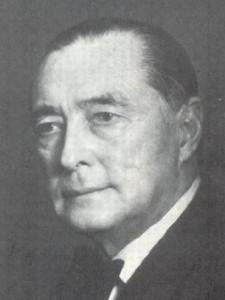 Krahv Coudenhove-Kalergi