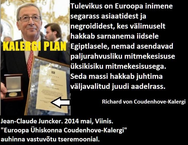 Tuleviku Euroopa inimene on segavereline