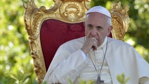 Paavst Franciscus mõttes