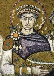 Justinian - tradition of goods