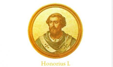 Paavst Honorius I