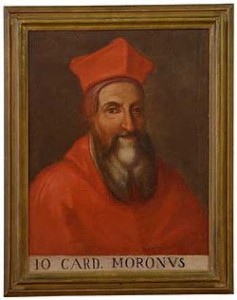 Kardinal Giovanni Morone