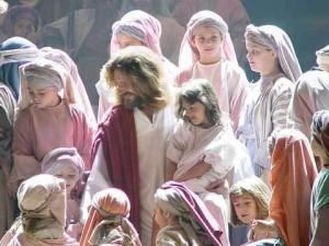 Jeesus lastega